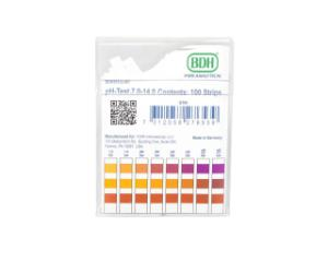 pH Test Strips, VWR Chemicals BDH®