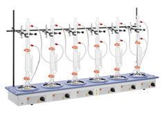 Multi (Extraction) Mantles, 3 and 6 Recess Models, Electrothermal