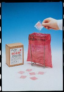 SCIENCEWARE® Odo-Clave® Autoclave Deodorant Pads, Bel-Art