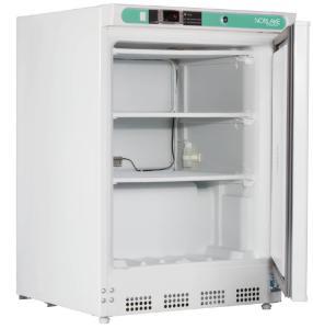 Solid Door Freezer Internal View