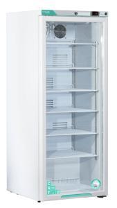 Glass Door Freezer External View