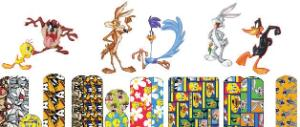 Coyote Looney Tunessuitable for Any Mobile Phone Three in One Data Line Wile E