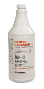 CyQuanol disinfectant solution