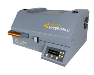 Dual Mixer/Mill 230V/50Hz Ce Approved