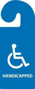 VHT4 Vehicle Hang Tag Parking Permit Tag Tags National Marker Corp