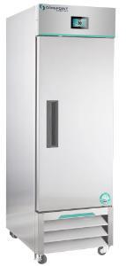 Diamond series stainless steel freezer