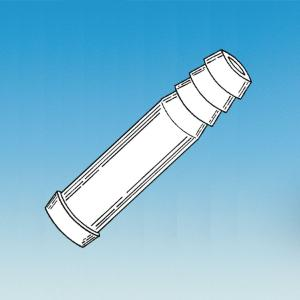 Ace-Safe Tubing Connector, PTFE, Ace Glass Incorporated