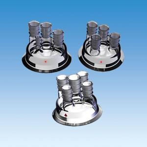 Reaction Head, Duran® Flange, Ace Glass Incorporated