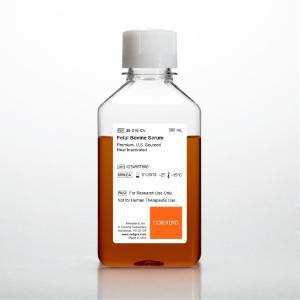 Fetal Bovine Serum, Premium, US Sourced, Corning®