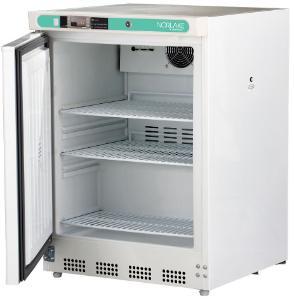 4.2 cf, Freezer, Auto, Left Hinged, Interior