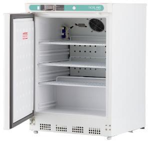 4.2 cf, Freezer, Left Hinged, Interior
