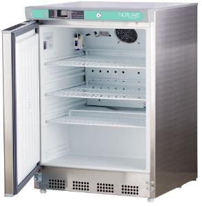 4.5 cf, Refrigerator, SS, Left Hinged, Interior
