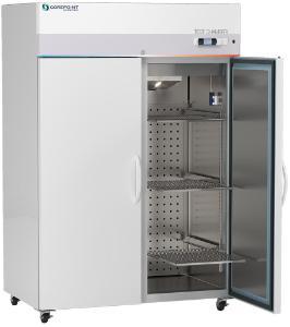 Temperature Test Chambers, 49 Cu. ft. Capacity, Solid Door